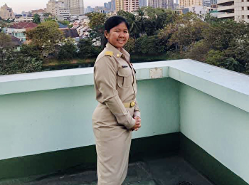 ขอแสดงความยินดีกับ นางสาว จุฑารัตน์ นาคกุลบุตร พี่ โบว์ ที่ผ่านการสอบคัดเลือกพนักงานราชการ ในตำแหน่งเจ้าหน้าที่บริหารงานงานทั่วไป สำนักงานปลัดกระทรวงทรัพยากรธรรมชาติและสิ่งแวดล้อม (สิงห์ 3)